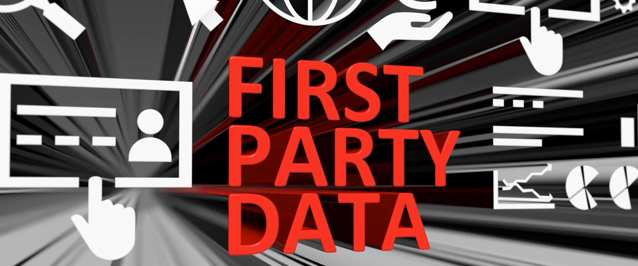 First party data is growing in importance as we move towards increasing privacy and consumer controls globally