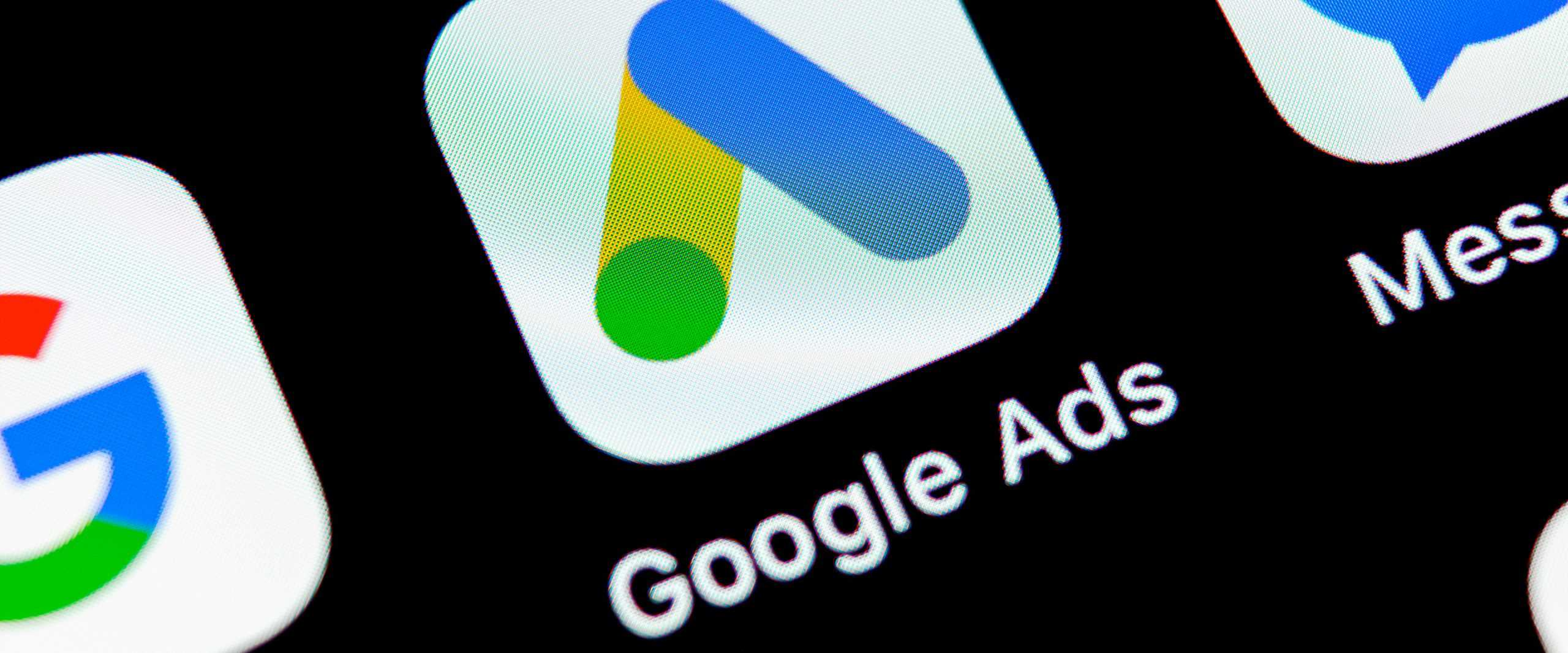 Google Ads to limit Search Terms reporting