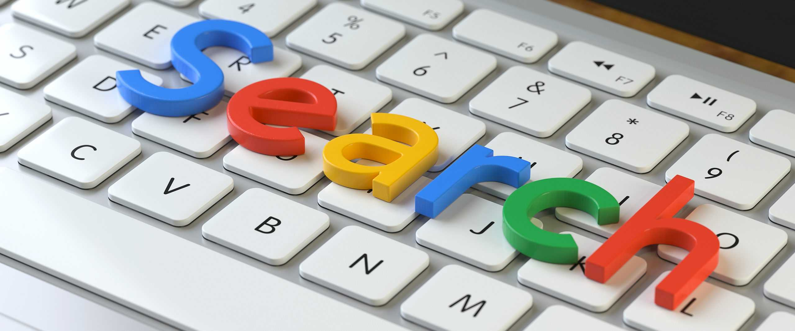 A significant drop in spending attributed to Googles' search queries